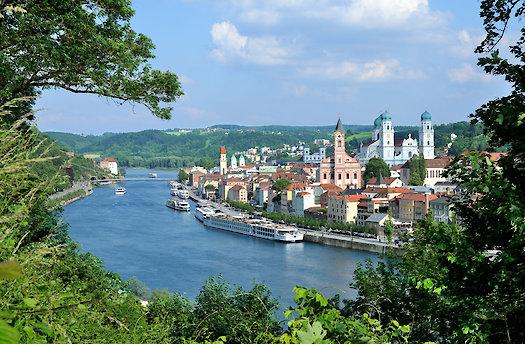 Ferienwohnungen bei Passau im Bayerischen Wald